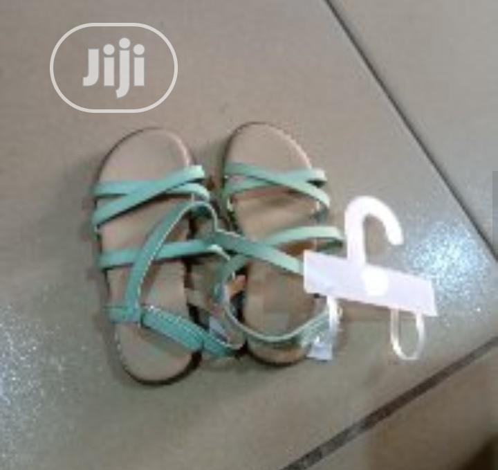 Archive: Blue Baby's Sandal.
