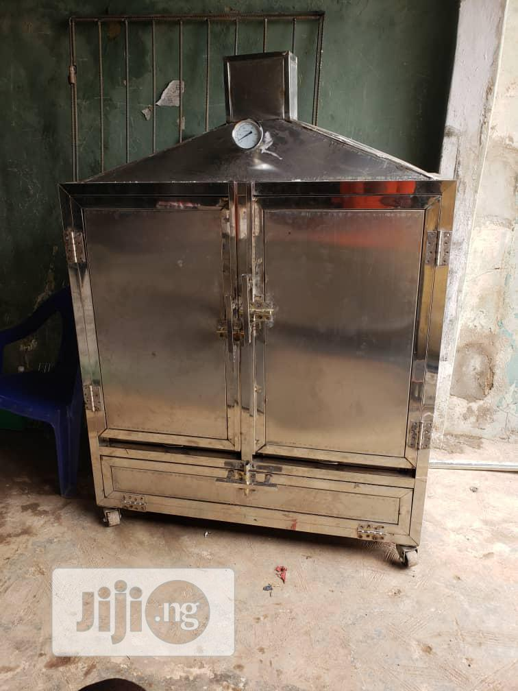 Approved Stainless Steel Fish Smoking Kiln For Exportation   Farm Machinery & Equipment for sale in Ikotun/Igando, Lagos State, Nigeria