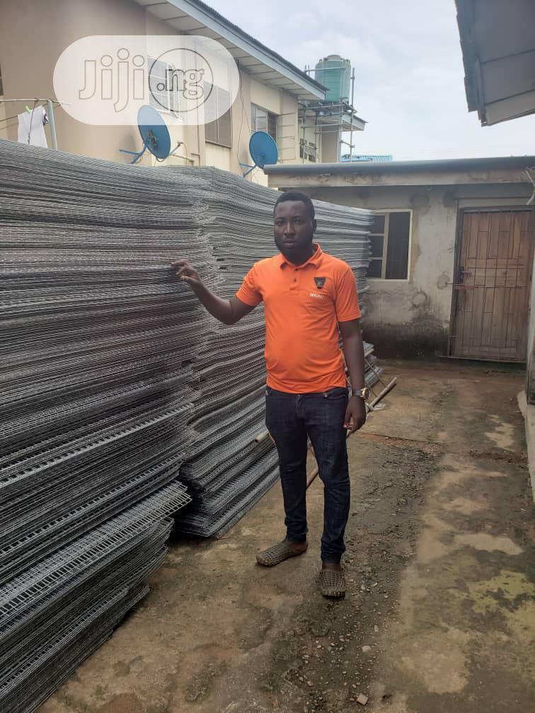 Wiremesh And Panel Mesh Dealer In Lagos