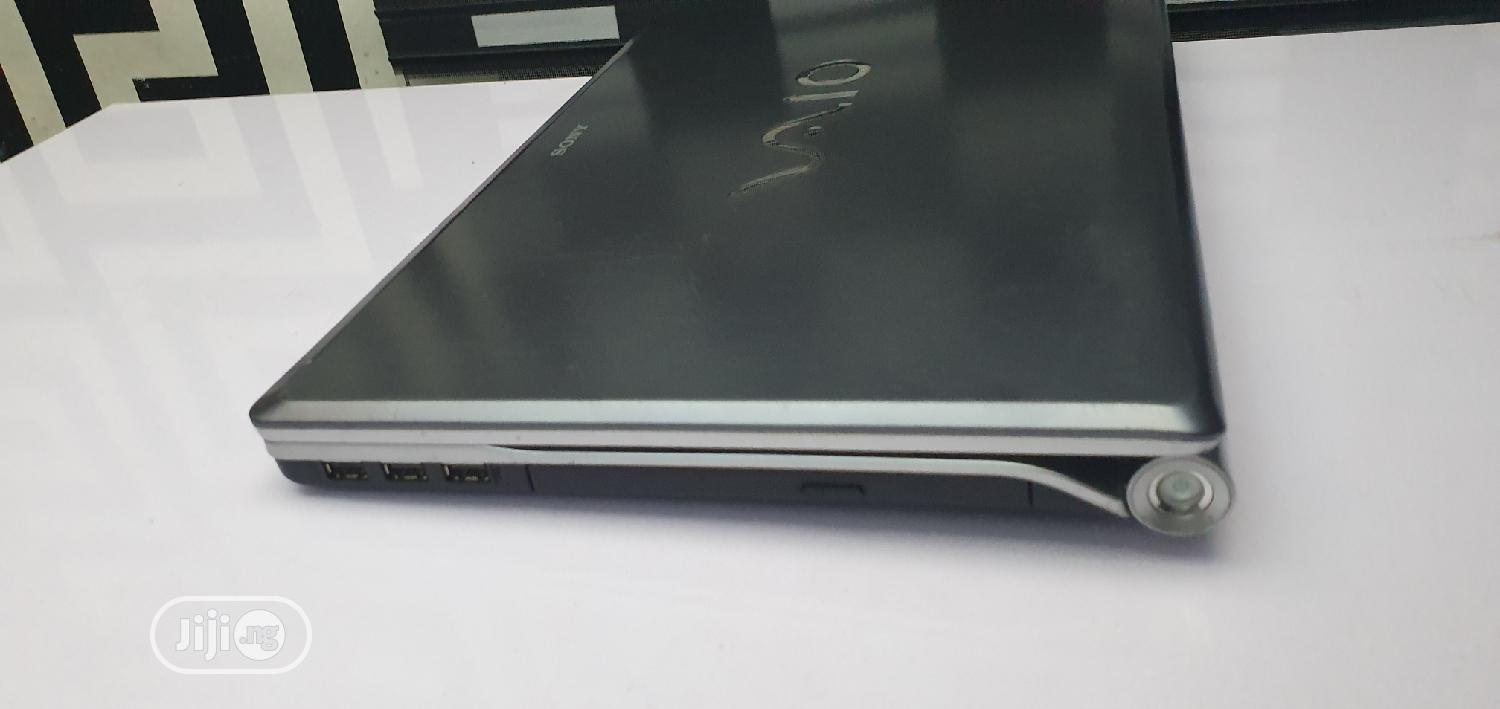Laptop Sony 2GB Intel Core 2 Duo HDD 160GB | Laptops & Computers for sale in Wuse 2, Abuja (FCT) State, Nigeria