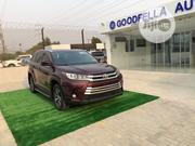 Toyota Highlander 2017 Hybrid XLE (3.5L 6cyl) | Cars for sale in Lagos State, Lagos Island