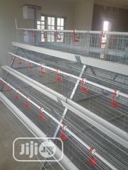 Improved Dekoraj Battery Cage For Layers | Farm Machinery & Equipment for sale in Zamfara State, Gusau