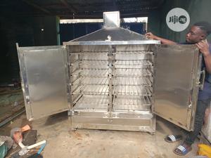 Dekoraj Farms Fish Smoking Kiln | Farm Machinery & Equipment for sale in Lagos State, Egbe Idimu
