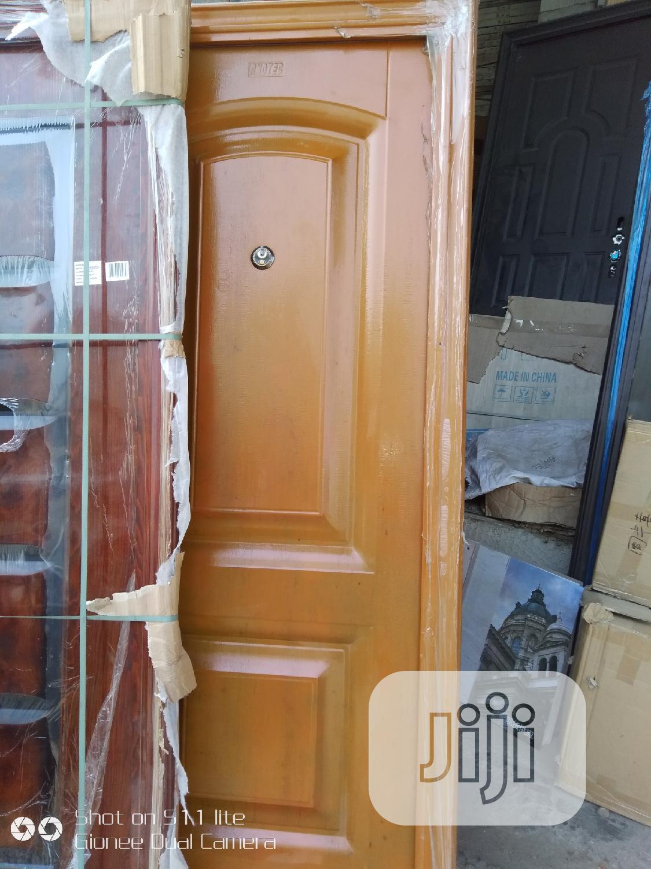 50mm Steel Door