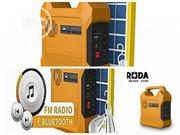 Saroda Solar Power Kit, FM Radio, Mp3 And Bluetooth | Solar Energy for sale in Lagos State, Surulere