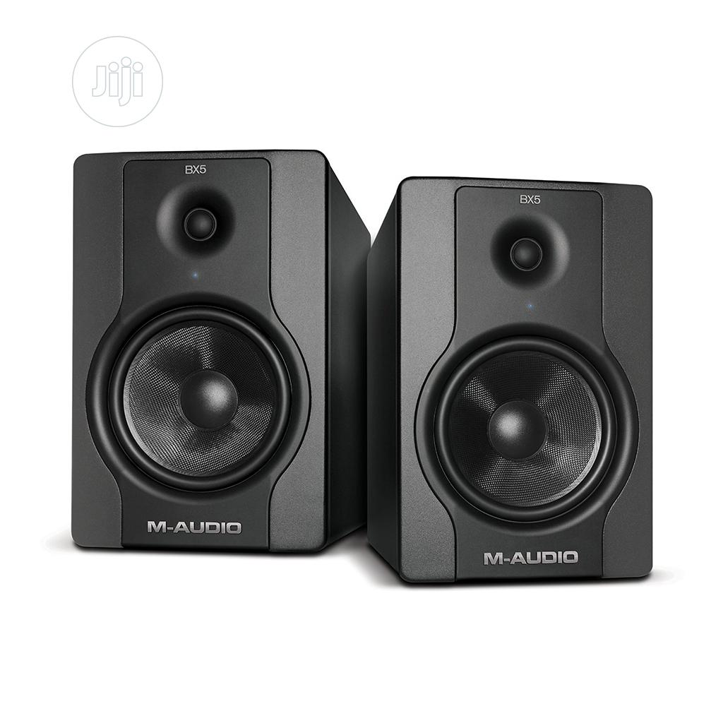 Archive: M-Audio BX5 Carbon| Active Studio Monitor Speaker