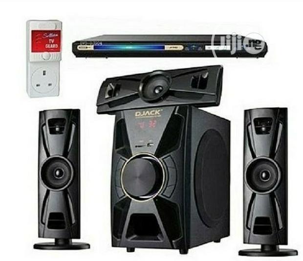 Djack Bluetooth Home Theater