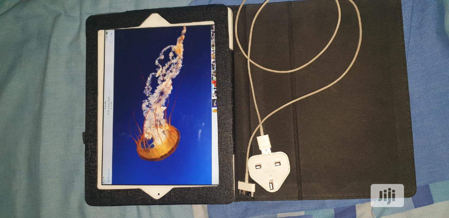 Apple iPad 3 Wi-Fi + Cellular 16 GB Gray | Tablets for sale in Agege, Lagos State, Nigeria