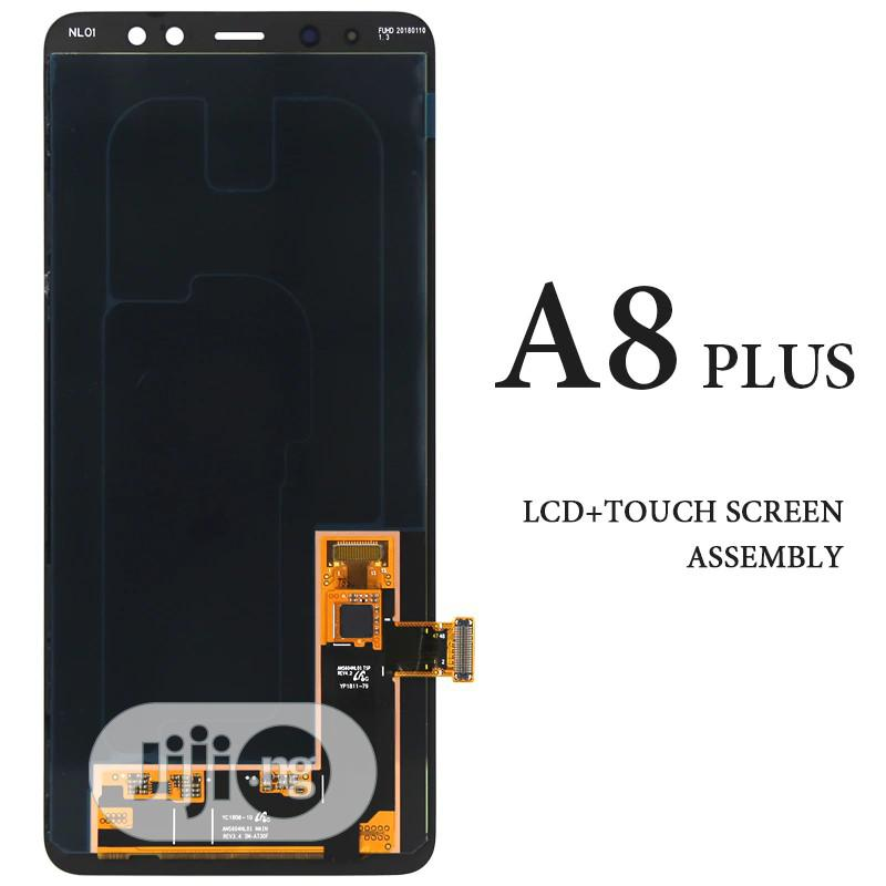 Archive: Original Samsung Galaxy A8 Plus 2018 Replacement Screen