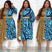 Quality Turkish Two-Tone Dress | Clothing for sale in Lagos State, Ikeja