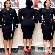 Turkish Elegant Pleated Sleeves Formal Wears | Clothing for sale in Lagos State, Ikeja