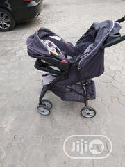 Graco 3in1 Travel System Baby Carseat, Base And Stroller | Prams & Strollers for sale in Lagos State, Ikeja