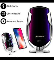 Smart Sensor Wireless Car Charger R1 10W Fast Charging Holder | Vehicle Parts & Accessories for sale in Lagos State, Ikeja