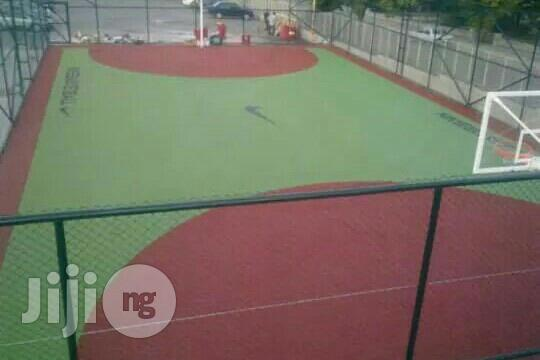 Tartan Track And Court Surfaces | Sports Equipment for sale in Lekki, Lagos State, Nigeria