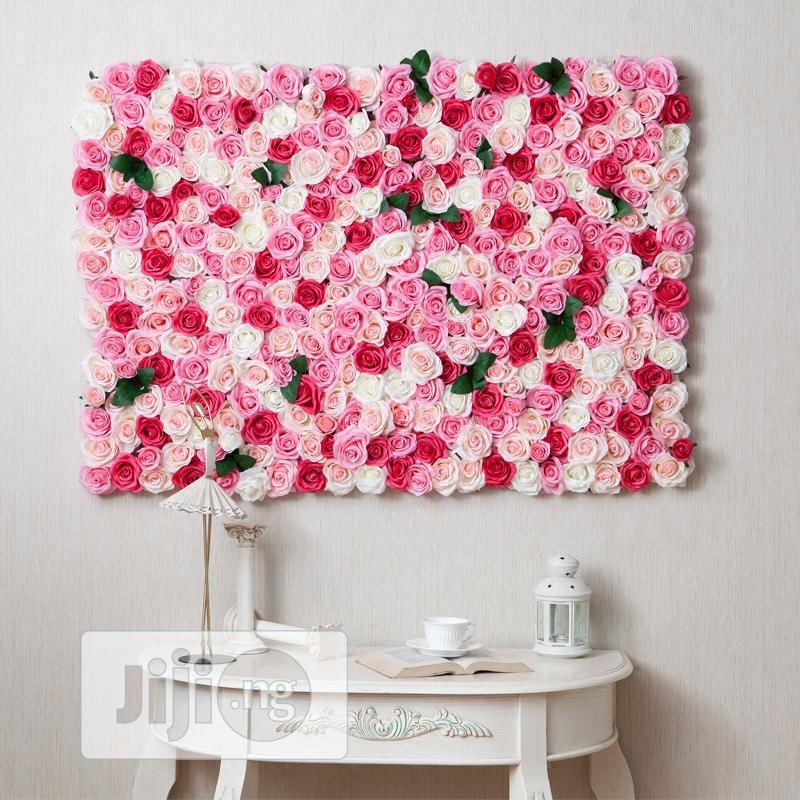 Beautiful Artificial Wedding Flowers.