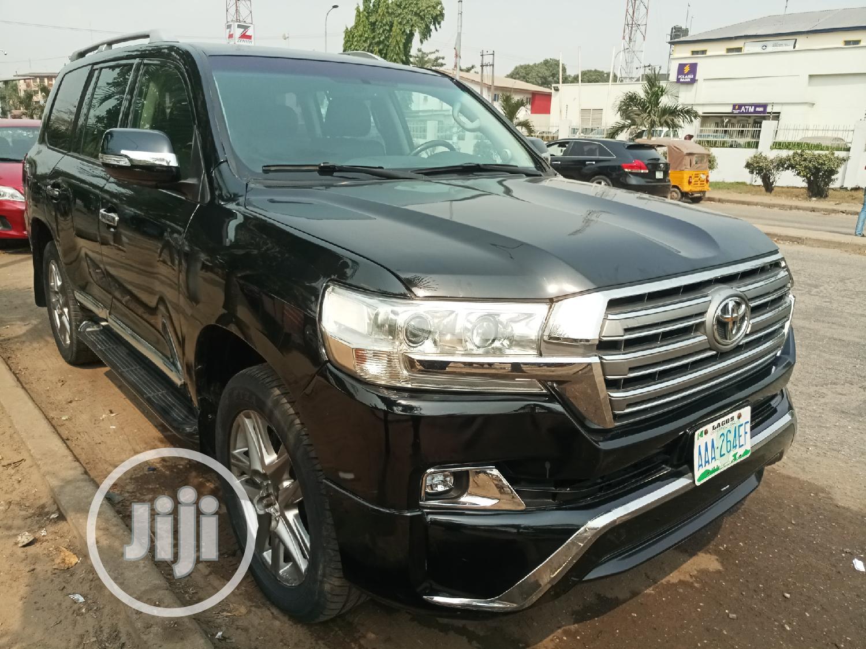 Toyota Land Cruiser 2014 Black   Cars for sale in Amuwo-Odofin, Lagos State, Nigeria