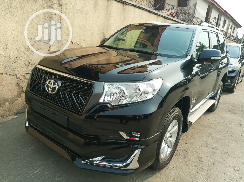 Toyota Land Cruiser Prado 2019 Limited Black | Cars for sale in Amuwo-Odofin, Lagos State, Nigeria