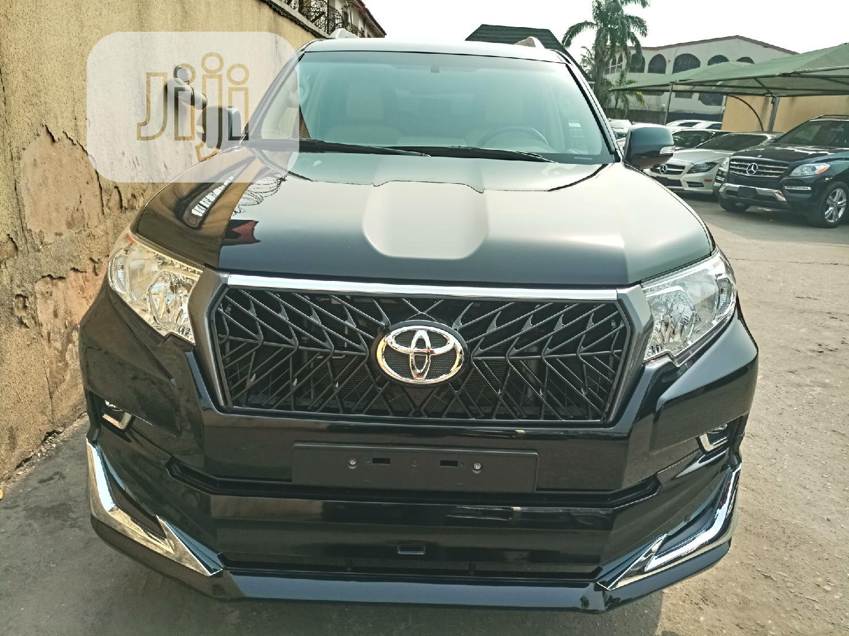 Toyota Land Cruiser Prado 2019 Limited Black