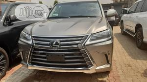 Lexus LX 2016 Gold | Cars for sale in Lagos State, Ikeja