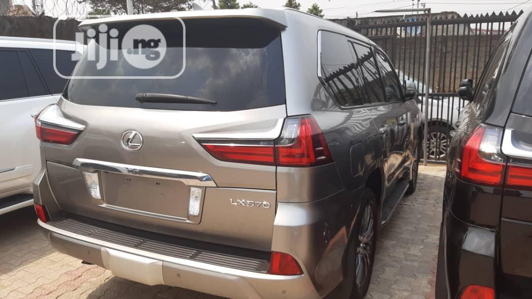 Lexus LX 2016 Gold | Cars for sale in Ikeja, Lagos State, Nigeria