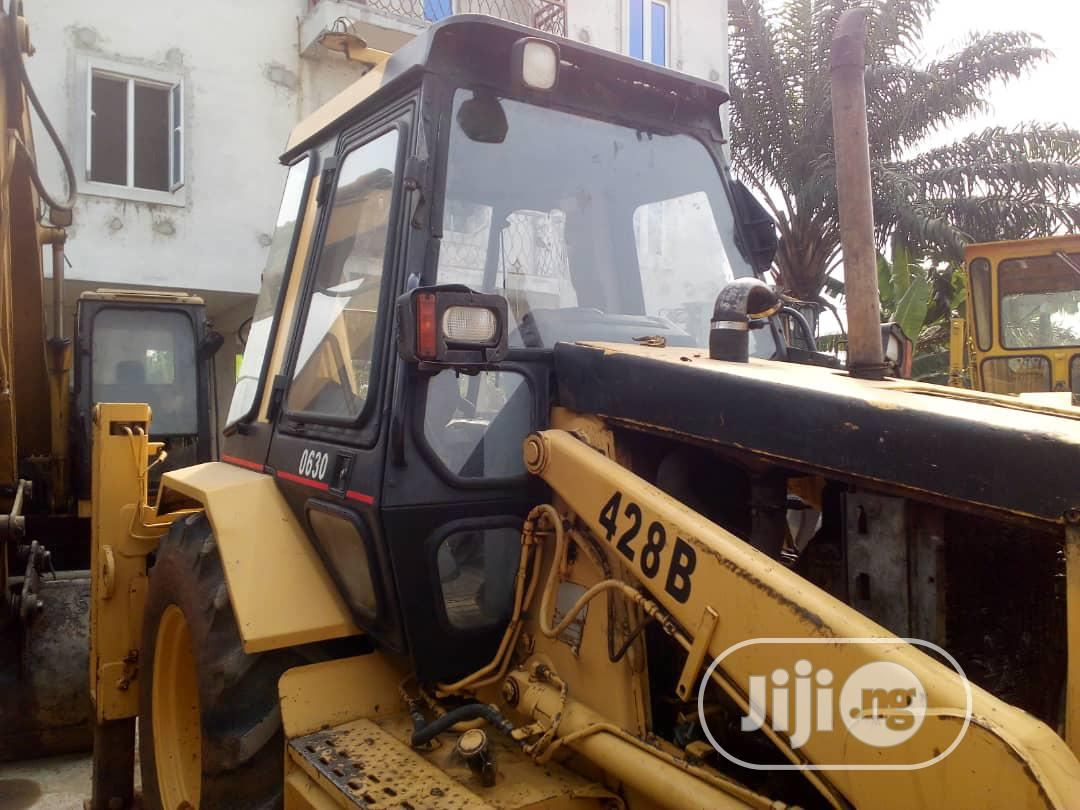 Clean and Strong Backhoe in Portharcourt for Sale