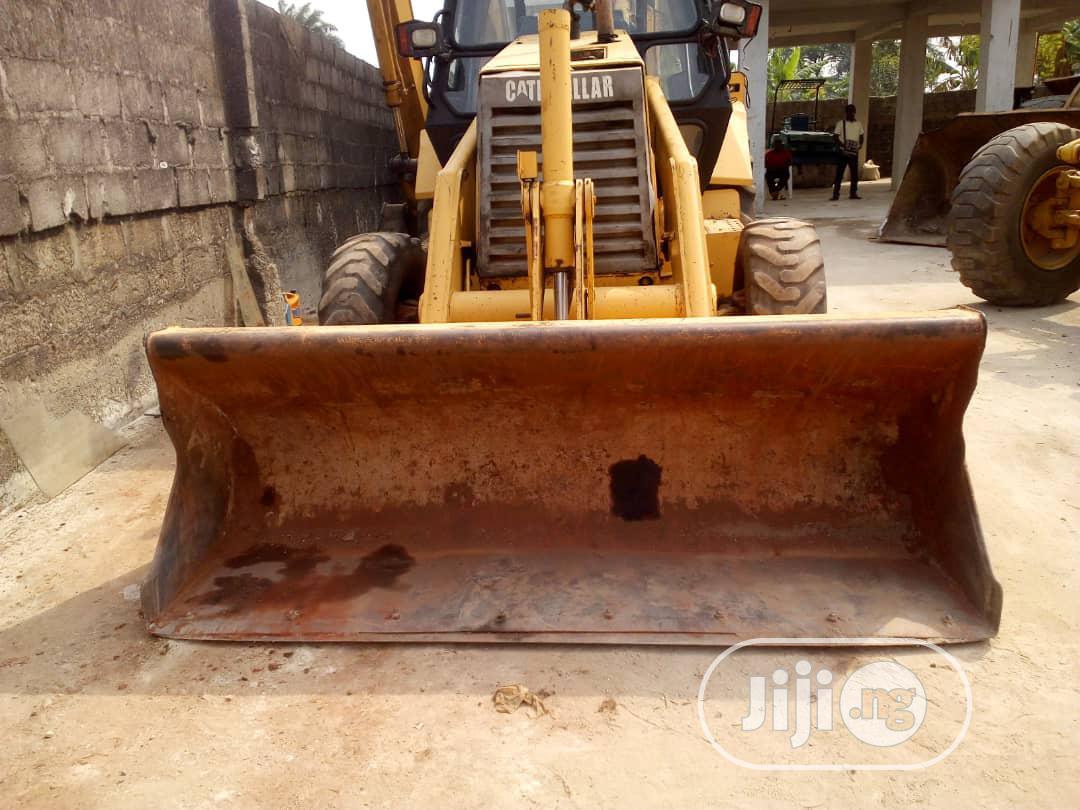 Clean and Strong Backhoe in Portharcourt for Sale | Heavy Equipment for sale in Obio-Akpor, Rivers State, Nigeria
