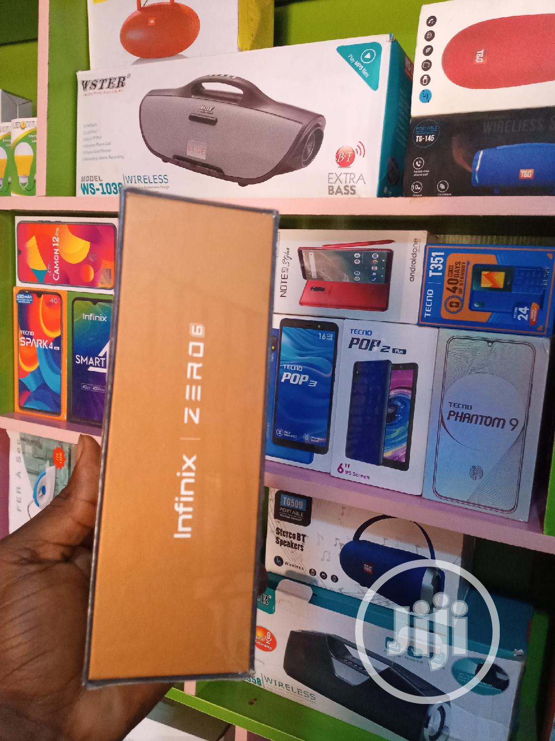 New Infinix Zero 6 64 GB | Mobile Phones for sale in Okigwe, Imo State, Nigeria