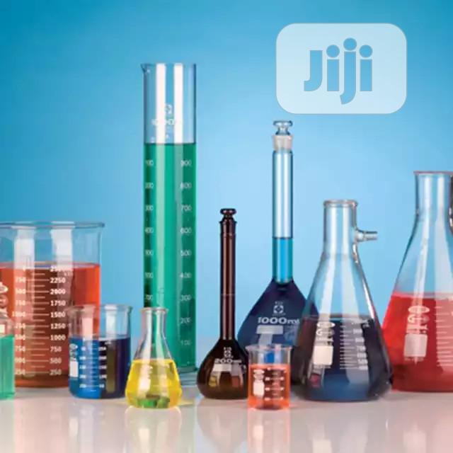 Laboratory Chemicals, Reagents And Glassware | Manufacturing Materials for sale in Ibadan, Oyo State, Nigeria