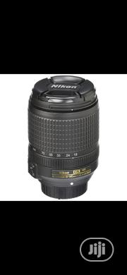 Nikon Af-s Dx Nikkor 18-140mm F/3.5-5.6G Ed VR Lens | Accessories & Supplies for Electronics for sale in Lagos State, Ikeja