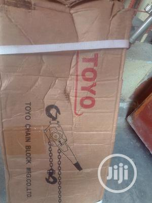 3 Ton Lever Hoist | Manufacturing Equipment for sale in Rivers State, Port-Harcourt