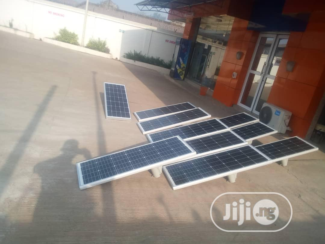 Motion Sensor Solar Street Light 60watts