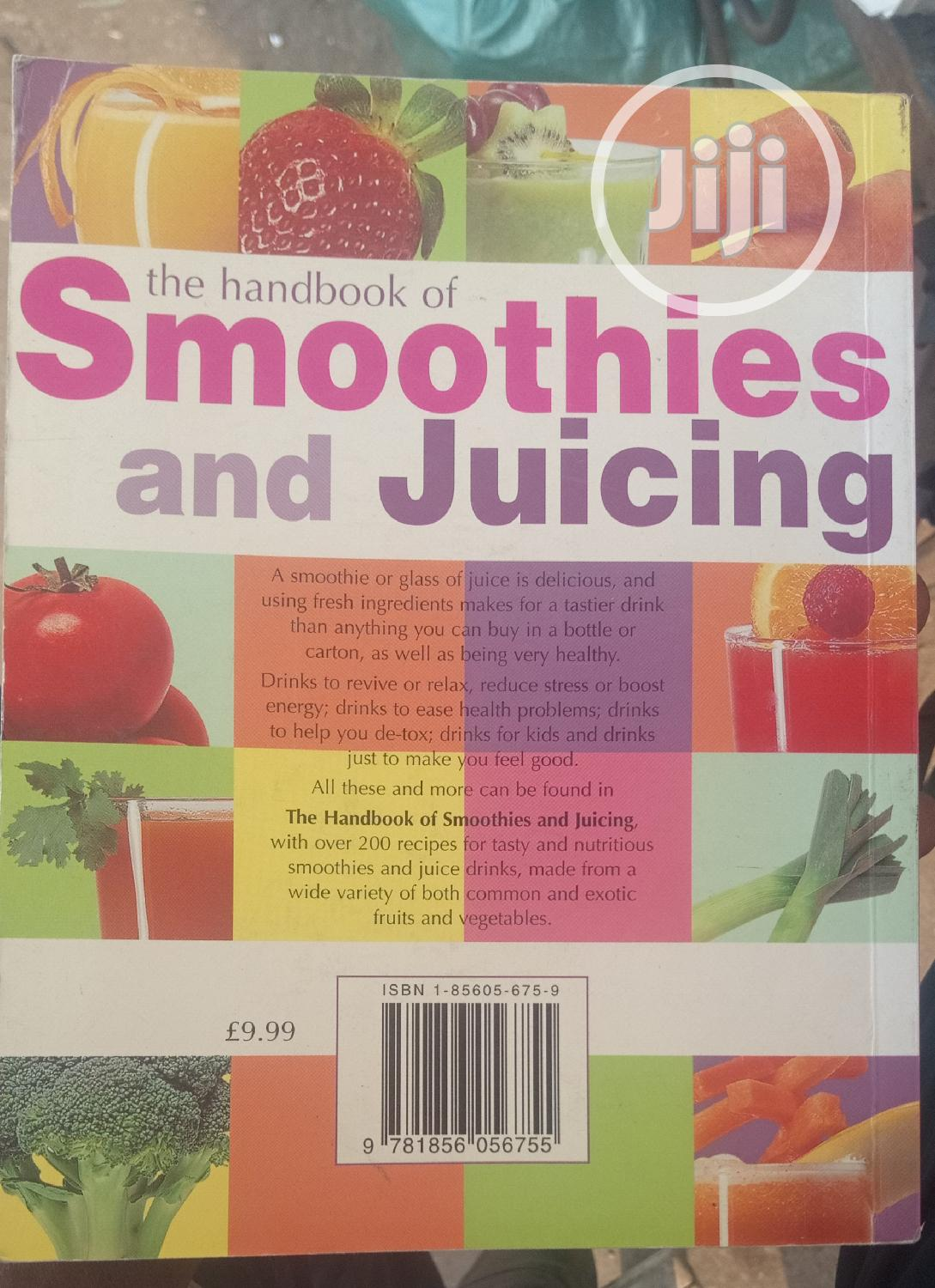 Smoothies And Juicing | Books & Games for sale in Lagos State, Nigeria