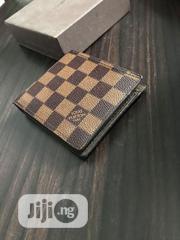 Cute Cube Men's Leather Wallet | Bags for sale in Lagos State, Ikorodu