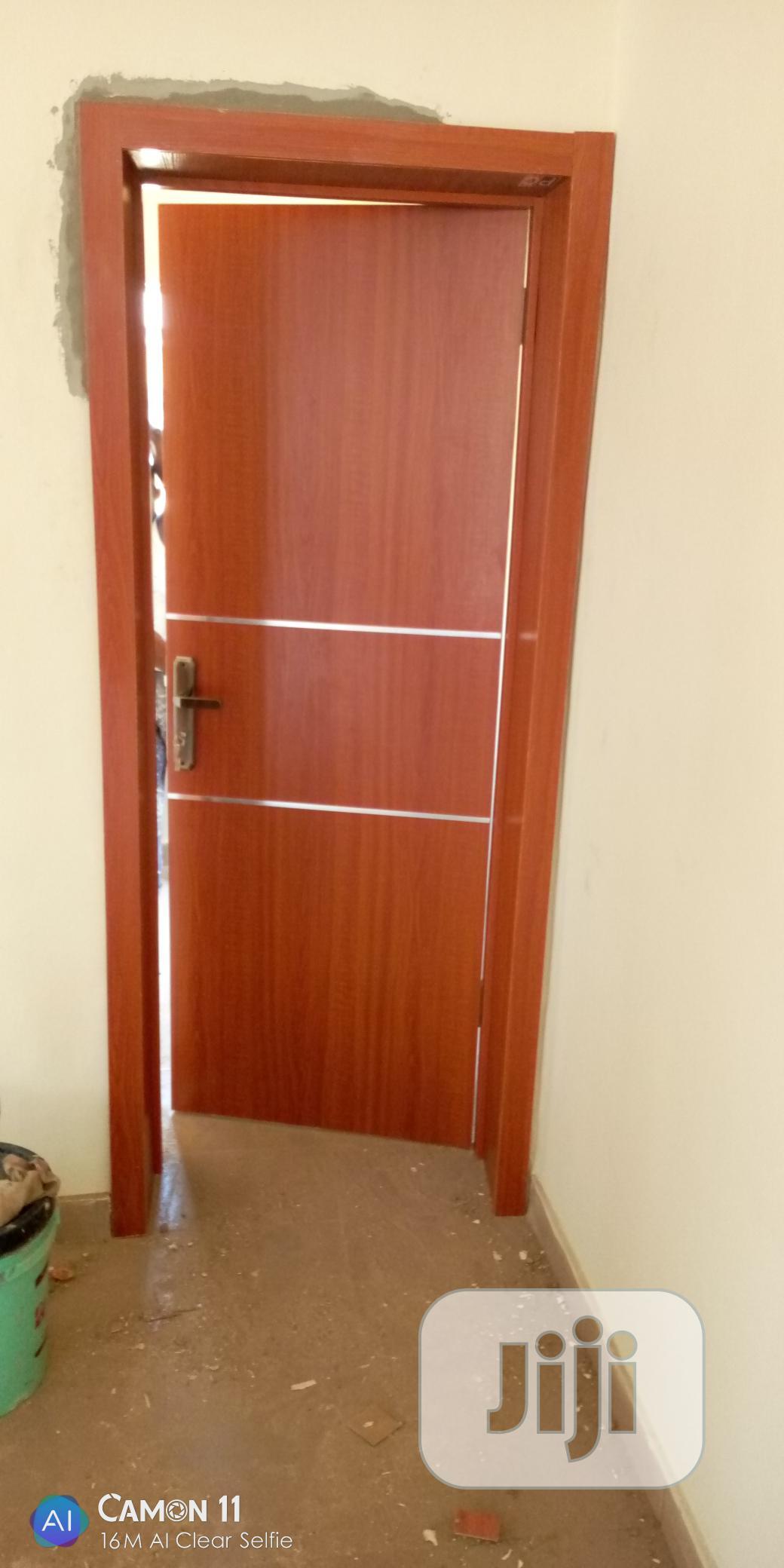 Archive: Solid Plywood Door