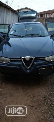 Alfa Romeo 156 2002 1.8 Twin Spark Blue | Cars for sale in Lagos State, Ikotun/Igando