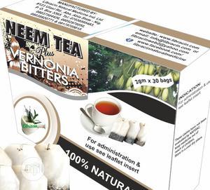 Neem Tea Plus Vernonia Bitters   Vitamins & Supplements for sale in Borno State, Maiduguri