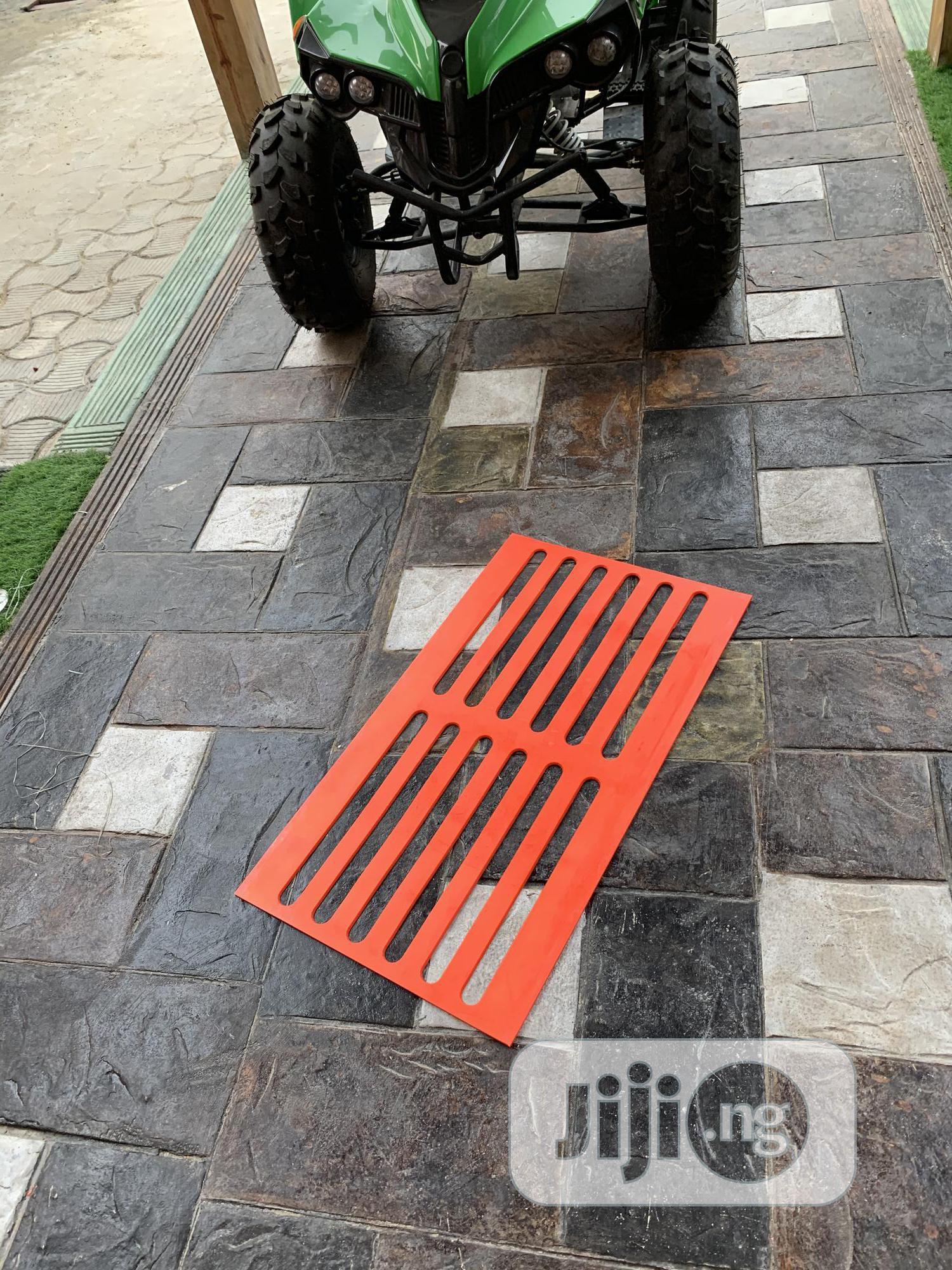 Handicap Ramp Stamp