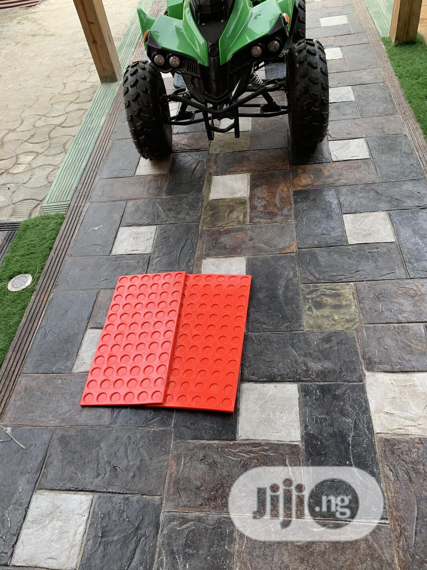 Handicap Ramp Stamp | Hand Tools for sale in Ajah, Lagos State, Nigeria