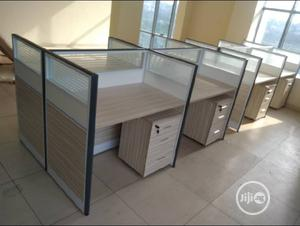 4in1 OFFICE WORKSTATION Desk/Table   Furniture for sale in Lagos State, Ikeja