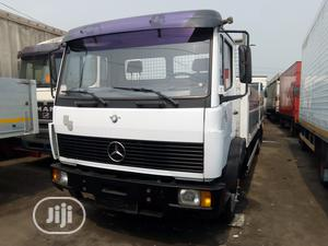 Mercedes Benz Truck White | Trucks & Trailers for sale in Lagos State, Apapa