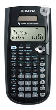 USA Texas Instruments TI-36X Pro Engineering/Scientific Calculator | Stationery for sale in Lagos State, Alimosho