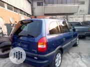 Opel Zafira 2004 1.8 Blue   Cars for sale in Lagos State, Ikeja