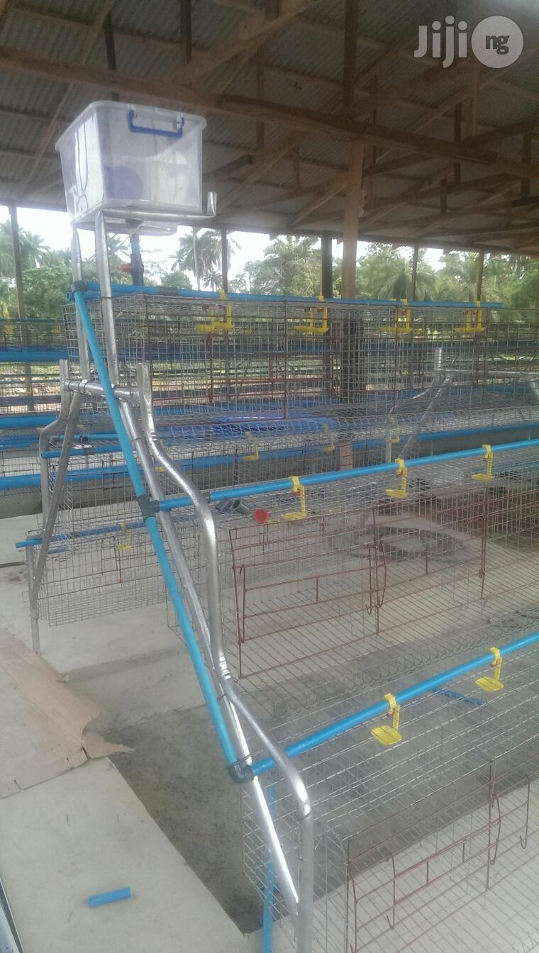 Christmas Special Offer Poultry Farmer's Battery Cage | Farm Machinery & Equipment for sale in Oshodi, Lagos State, Nigeria