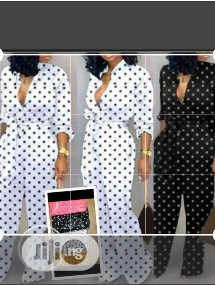New Female Quality Jumpsuit | Clothing for sale in Ikeja, Lagos State, Nigeria