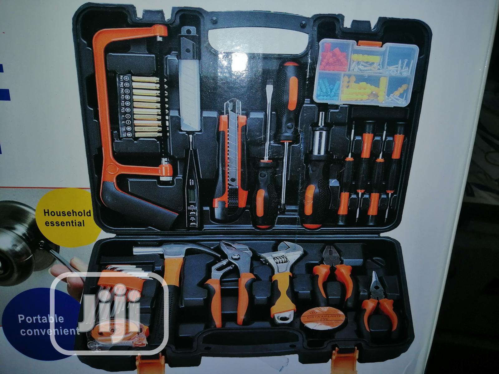 100pcs Tools Box Set