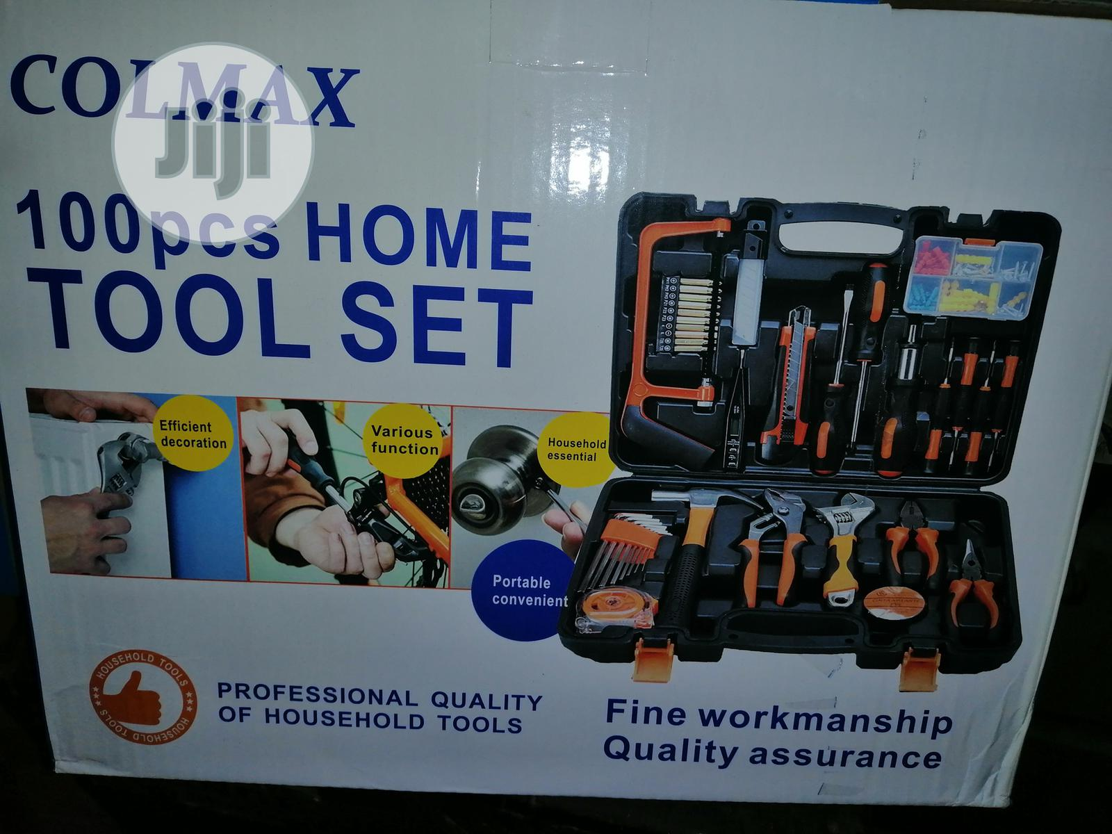 100pcs Tools Box Set | Hand Tools for sale in Ojo, Lagos State, Nigeria