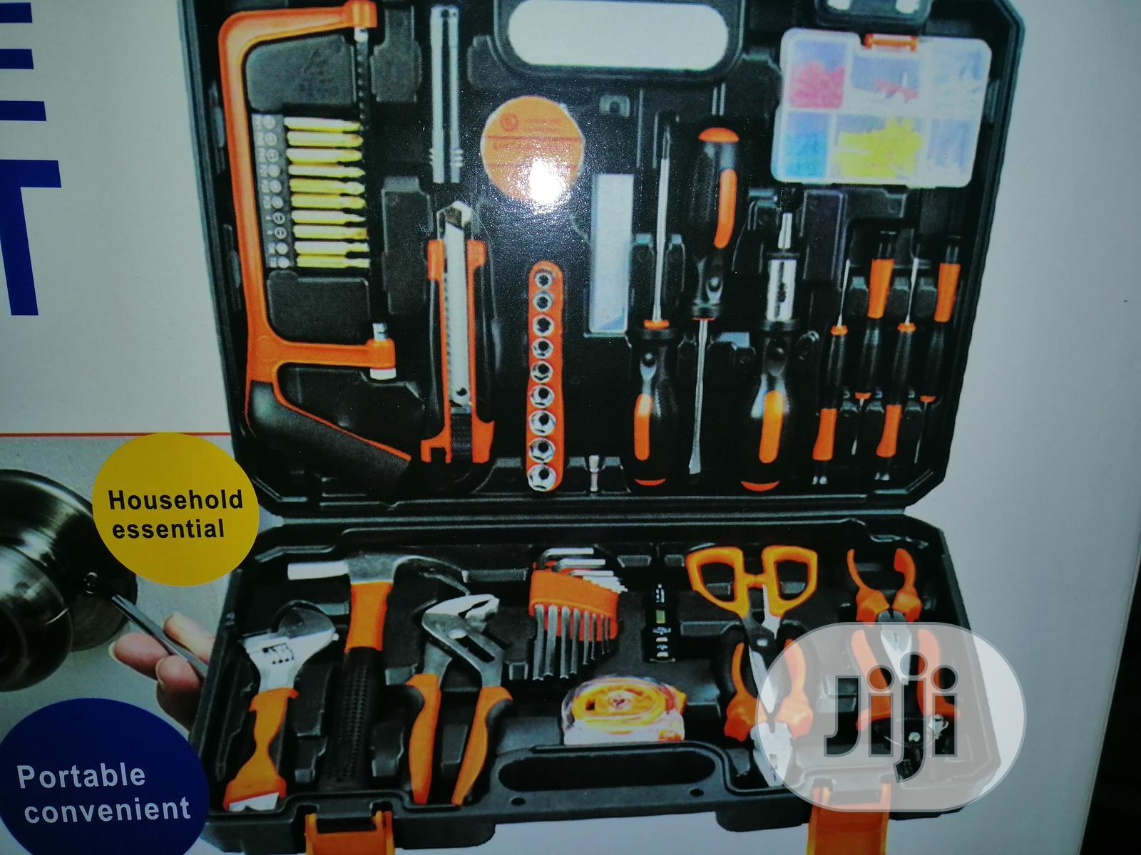 102pcs Tools Box Set