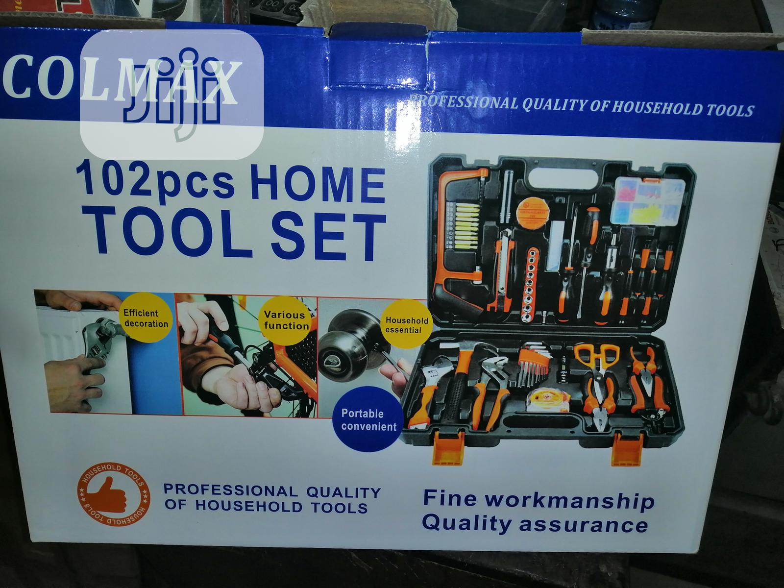 102pcs Tools Box Set | Hand Tools for sale in Ojo, Lagos State, Nigeria