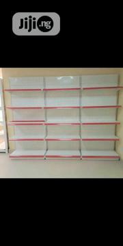 Supermarket Shelves. Single   Store Equipment for sale in Kaduna State, Kaura-Kaduna