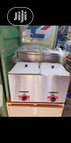 Gas Deep Fryer. | Restaurant & Catering Equipment for sale in Kaduna State, Kaura-Kaduna